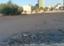 اراضي تجارية للبيع شارع الشيخ خليفة تملك حر ارضي و 18 فرصه للاستثمار قرب كل الخدمات