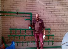 ابوادم معلم صحى تركيب وصيانة جميع الأدوات الصحية تمديدات تركيب أطقم الحمامات صيا