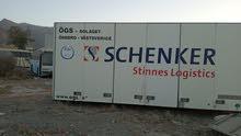 freezer box 10 ton