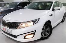 Kia Optima Model 2015