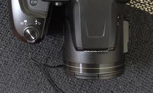 كاميرا نيكون COOLPIX B500 استعمال شهرين