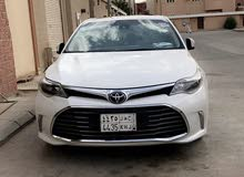 Toyota Avalon car for sale 2016 in Al Riyadh city