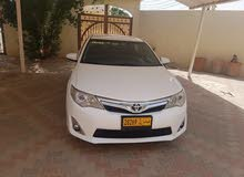 White Toyota Camry 2014 for sale