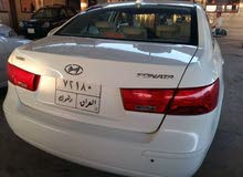 Used condition Hyundai Sonata 2009 with 180,000 - 189,999 km mileage