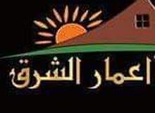 ميزان 150م بشارع عبد الحليم الرئيسى من البحر.