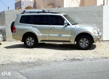 Mitsubishi Pajero 2004 For Sale