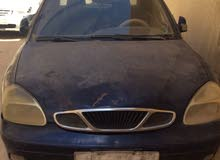 Manual Blue Daewoo 2000 for sale