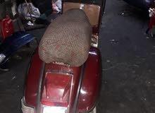 Buy a Used Vespa motorbike made in 2011