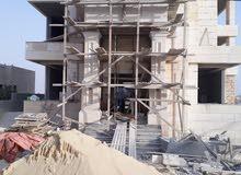 ابو علاء للتعهدات أعمال جميع أنواع القصاره هندسي