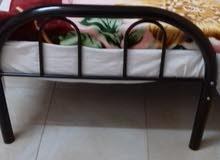 سرير حديد مفرد  Single iron bed