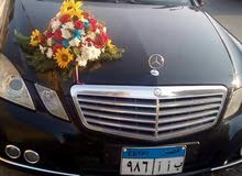 Mercedes Benz E 250 car for rent