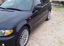 Gasoline Fuel/Power   BMW 330 2004