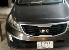 Kia Sportage 2013 For sale - Brown color