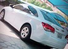 Chevrolet Cruze 2015 For sale - White color