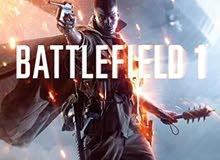 لعبة battlefeild 1 للبيع أو للتبديل