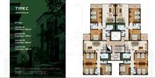 شقة 51 عمارة 79c بكمبوند نيوبوليس