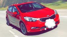 توصيل موظفات - سيارة كيا سيراتو فل كامل