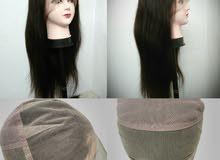 باروكه الدانتيل الكامل شعر طبيعي 100%