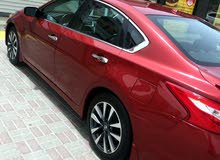 Nissan Altima 2016 For sale - Red color
