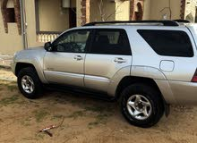 0 km mileage Toyota 4Runner for sale