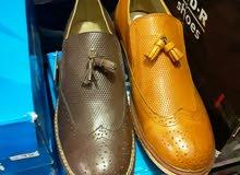 احذية  رياضية وجزم رسمية