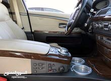 BMW 750 made in 2008 for sale