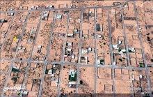 قطعتين ارض في خلة الباعيش -بعد حوازة الورد-شارع الغاز