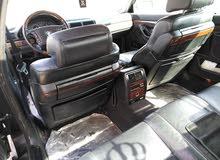 +200,000 km mileage BMW 740 for sale