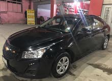 km Chevrolet Cruze 2015 for sale