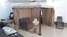 مضلة خارجية -خيمة 9متر مربع
