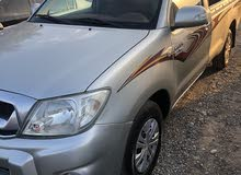 Gasoline Fuel/Power   Toyota Hilux 2010