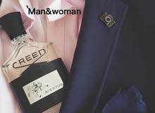 Man&woman  للعطور الفرسيه