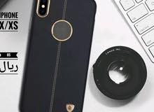 كفرات جلد طبيعي راقي للهاتف  IPhone x/xs
