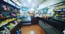 محل لبيع القهوه العربيه في شارع الجامعه الاردنيه