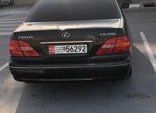 لكسز 430 2001 وارد المانيا