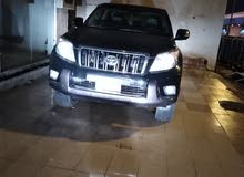 Automatic Black Toyota 2011 for sale