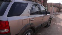 Silver Kia Sorento 2007 for sale