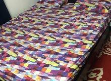غرفة نوم وكنب للبيع
