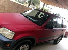 Red Honda CR-V 1999 for sale