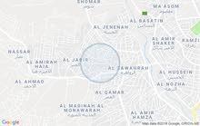 ارض سكن ج في الزرقاء حي الزواهرة