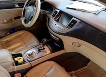 For sale Hyundai Genesis car in Baghdad