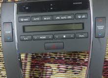 لللبيع ديكور مكيف و المسجل لكسزز وكاله es2007-2009
