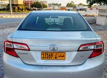 Gold Toyota Camry 2013 for sale