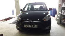 Automatic Black Hyundai 2016 for sale