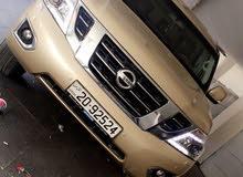 Automatic Nissan Patrol 2015