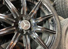 Mercedes Benz rims 19 size amg