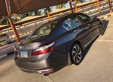 For sale 2016 Grey Accord