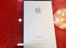 ايفون  5s للبيع جهاز تنظيف بحالة جديد مستعمل شهرين فقط  السعر 550