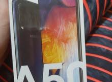 سامسونج a50 جديد متبرشم ضمان محلى Samsung A50 new