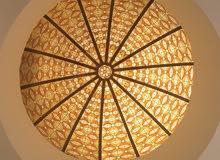 تركيب القبب والاهرامات والواجهات الزجاجية بجودة احترافية